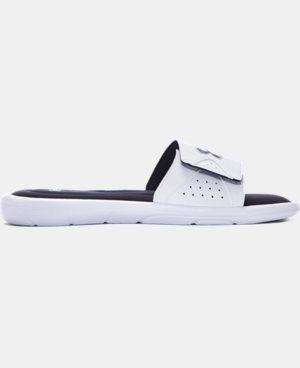 Best Seller  Men's UA Ignite Slides LIMITED TIME: FREE SHIPPING 1 Color $39.99