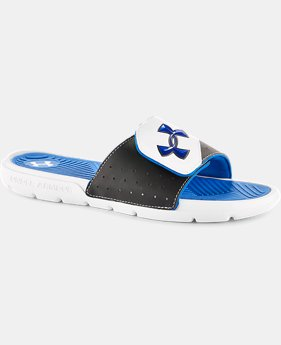 Men's UA Playmaker Slides V   $22.99 to $29.99
