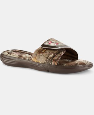 Women's UA Ignite Camo VII Sandal LIMITED TIME: FREE SHIPPING 1 Color $26.99
