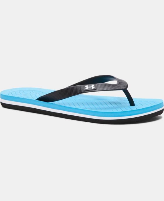Boys' UA Atlantic Dune Sandals LIMITED TIME: FREE U.S. SHIPPING 1 Color $11.24