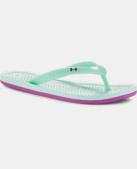 Girls' UA Atlantic Dune Sandals