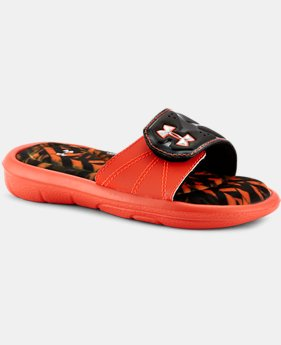 Boys' UA Mercenary VI Sandals