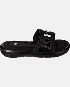 Boys' UA Ignite Slide Sandals LIMITED TIME: FREE U.S. SHIPPING 2 Colors $29.99