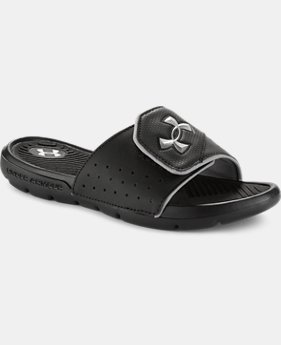 Boys' UA Playmaker V Slides