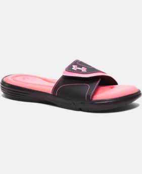 Girls' UA Ignite VII Sandals