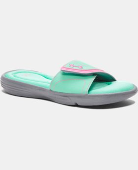 Girls' UA Ignite VII Sandals   $27.99