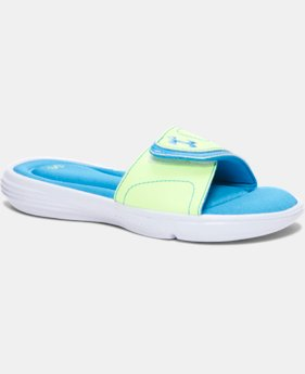 Girls' UA Ignite VII Sandals  1 Color $27.99