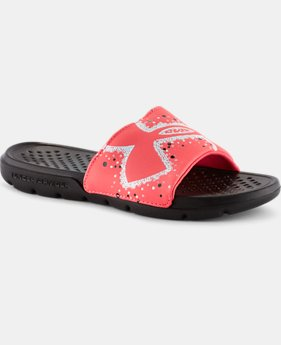 Girls' UA Strike Bliss SL Sandals