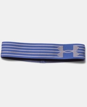 Women's UA HeatGear® Armour Headband  1 Color $8.99