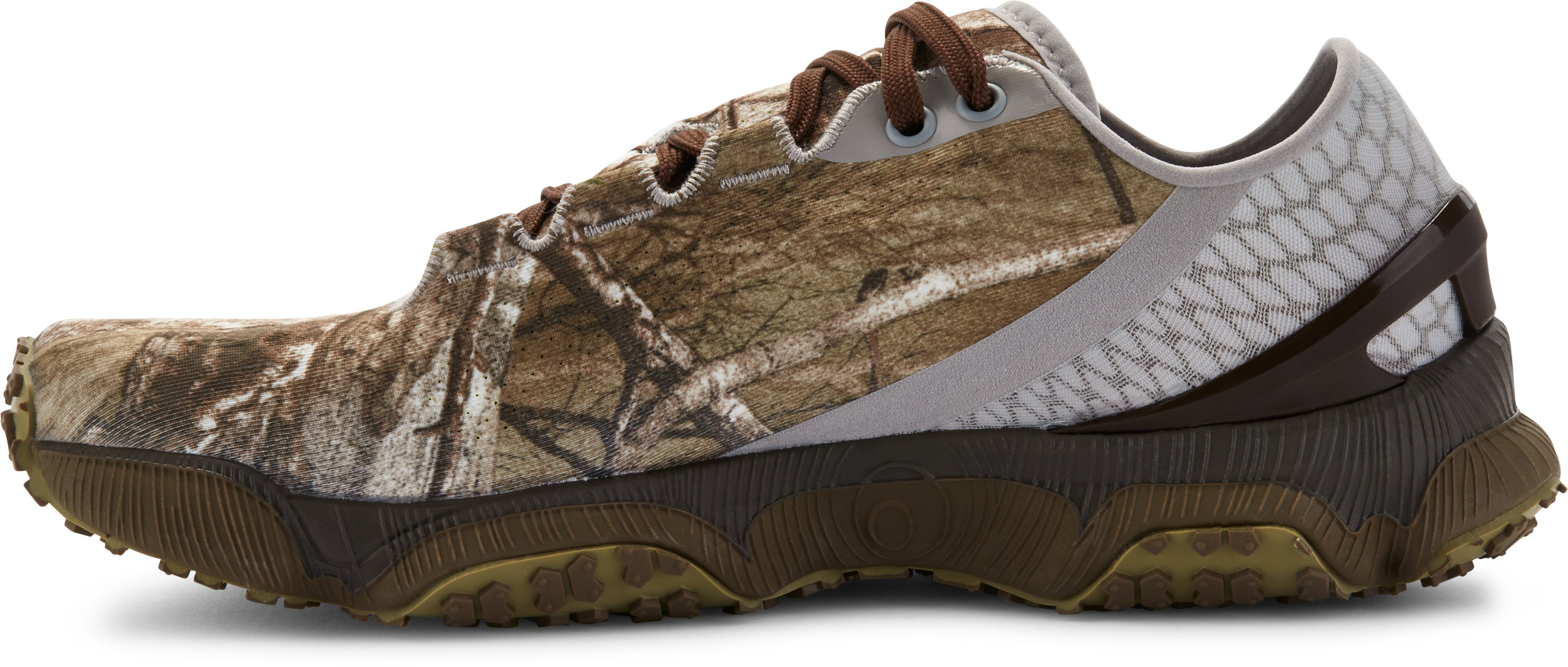 Women's UA SpeedForm® XC Camo Trail Running Shoes, REALTREE AP-XTRA, undefined