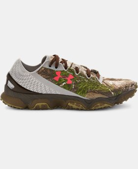 Women's UA SpeedForm® XC Camo Trail Running Shoes  1 Color $74.99