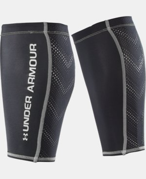Men's UA HeatGear® ArmourVent™ Calf Sleeve LIMITED TIME: FREE U.S. SHIPPING  $17.99