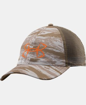 Men's UA Fish Hook Logo Cap