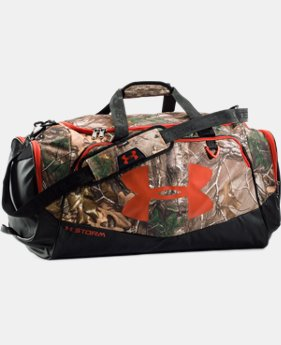 UA Storm Camo Undeniable LG Duffle LIMITED TIME: FREE U.S. SHIPPING 1 Color $74.99