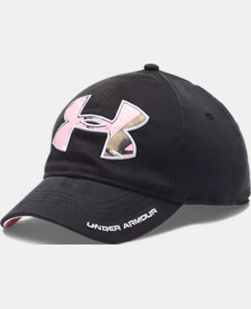 Women's UA Caliber Cap LIMITED TIME: FREE U.S. SHIPPING 1 Color $14.24 to $19.99