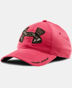 Women's UA Caliber Cap   $19.99