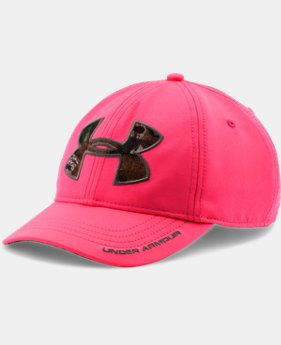 Women's UA Caliber Cap  1 Color $24.99