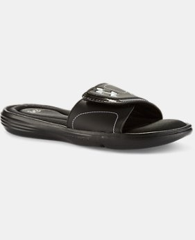 Women's UA Ignite VII Slides  1 Color $14.99