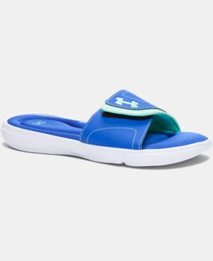 Women's UA Ignite VII Slides LIMITED TIME: FREE U.S. SHIPPING 1 Color $17.99 to $23.99