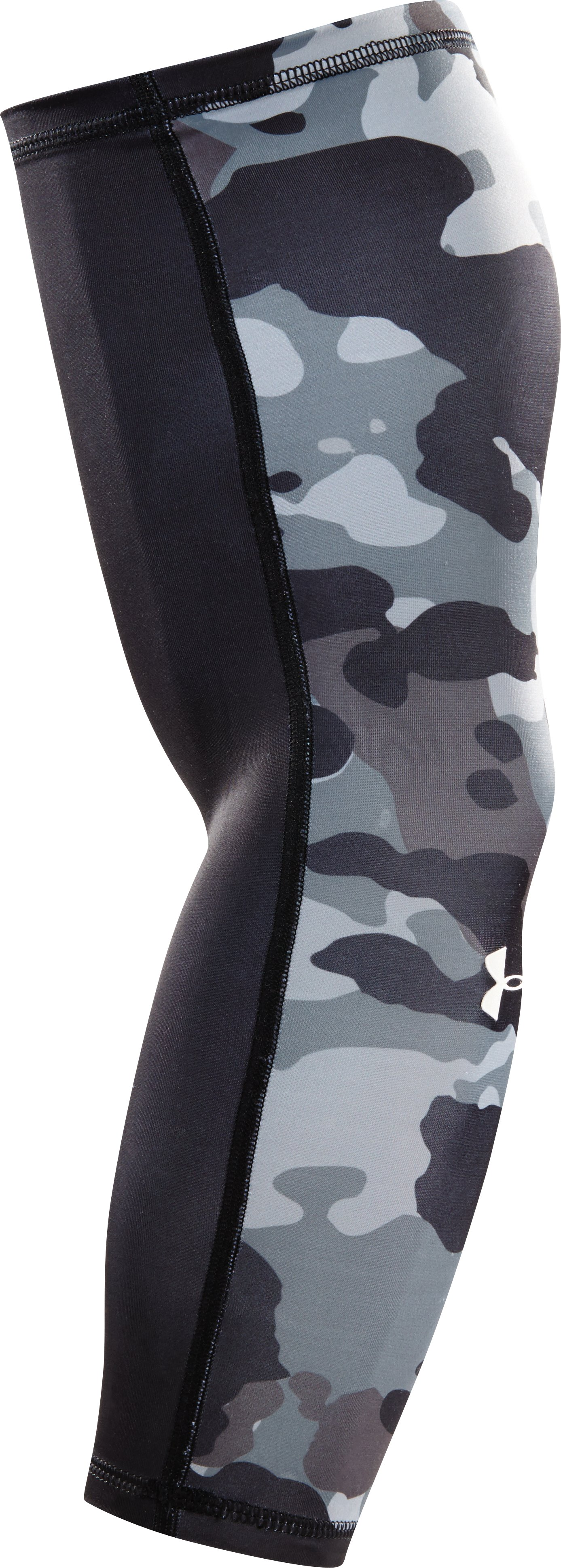 UA Renegade Shooter Sleeve, Black , undefined