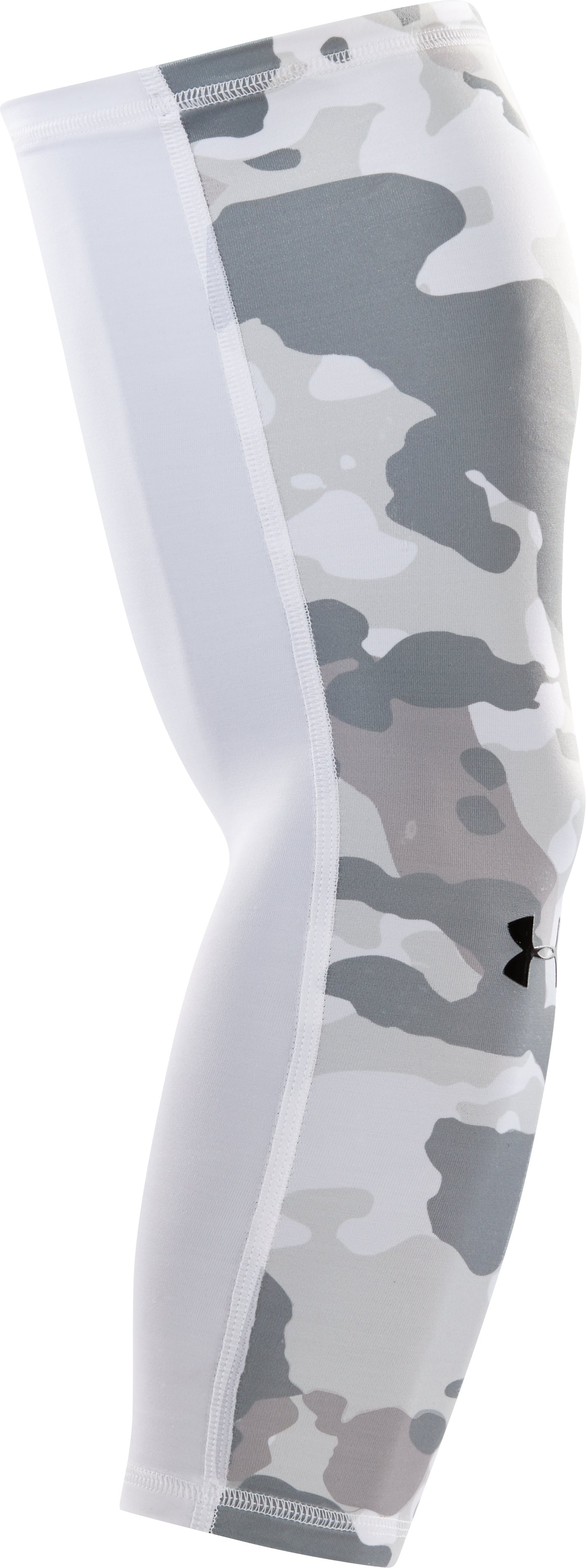 UA Renegade Shooter Sleeve, White
