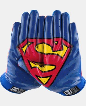 Men's Under Armour® Alter Ego F4 Football Gloves LIMITED TIME: FREE U.S. SHIPPING 2 Colors $20.24 to $33.99