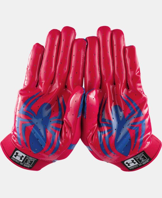 Men's Under Armour® Alter Ego F4 Football Gloves LIMITED TIME: FREE U.S. SHIPPING 1 Color $20.24