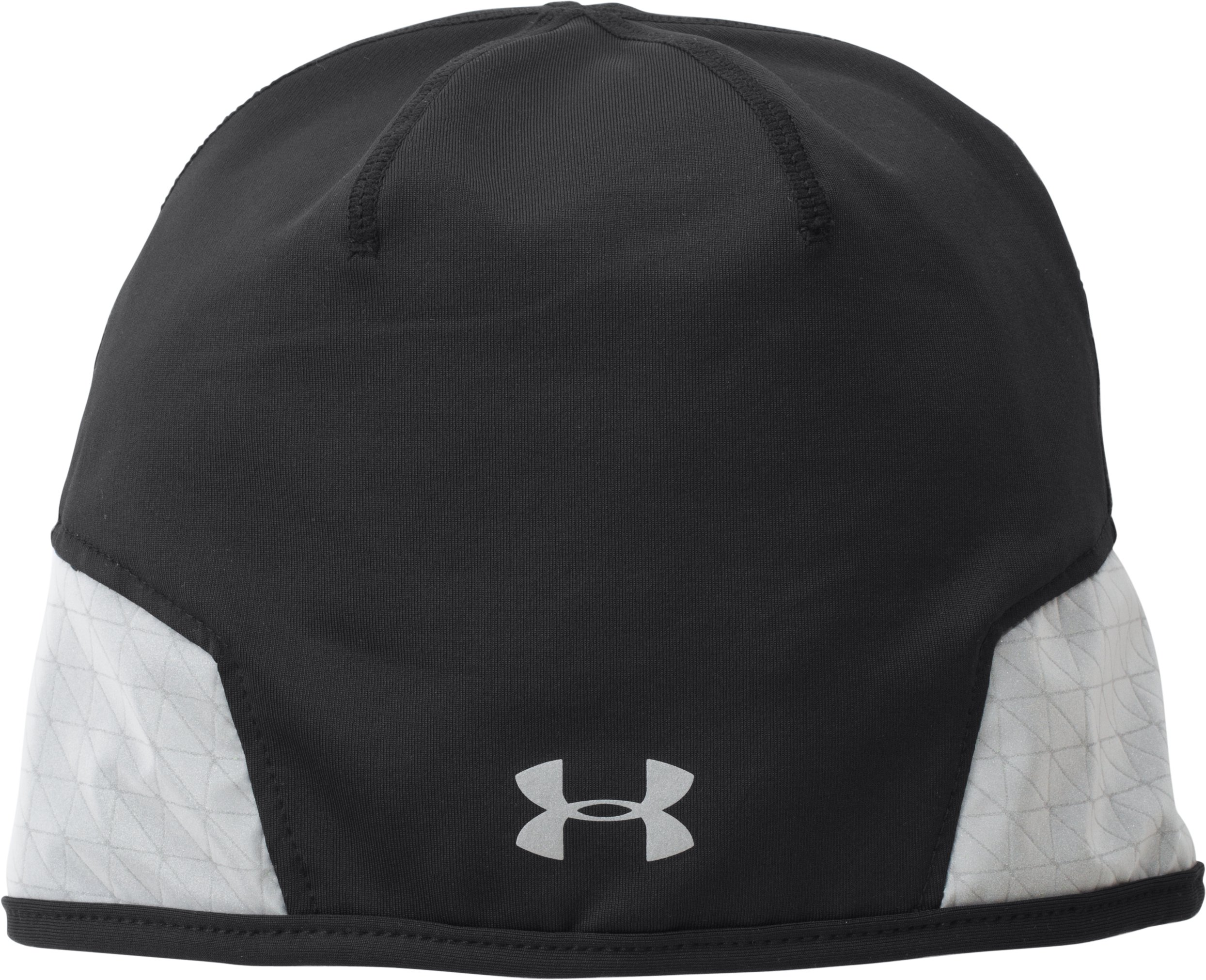 Men's UA ColdGear® Evo CME Run Beanie, Black