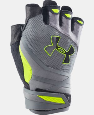 Men's UA Resistor Half-Finger Training Gloves LIMITED TIME: FREE SHIPPING 1 Color $29.99