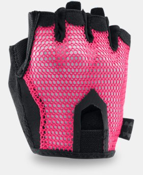 Women's UA Resistor Training Gloves LIMITED TIME: FREE U.S. SHIPPING 1 Color $13.49