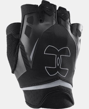 Men's UA Flux Half-Finger Training Gloves LIMITED TIME: FREE U.S. SHIPPING 2 Colors $17.99 to $22.99