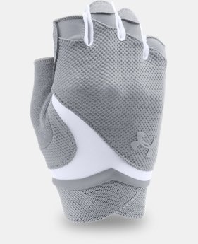 Women's UA Flux Half-Finger Training Gloves LIMITED TIME: FREE SHIPPING 1 Color $27.99