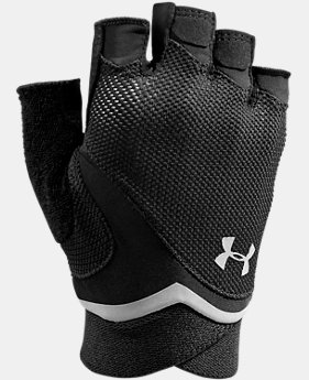 Women's UA Flux Half-Finger Training Gloves LIMITED TIME: FREE SHIPPING 3 Colors $27.99