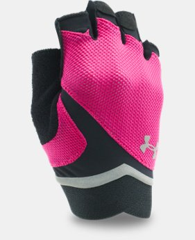 Women's UA Flux Half-Finger Training Gloves   $27.99