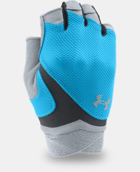 Women's UA Flux Half-Finger Training Gloves