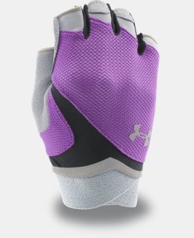 Women's UA Flux Half-Finger Training Gloves   $20.99