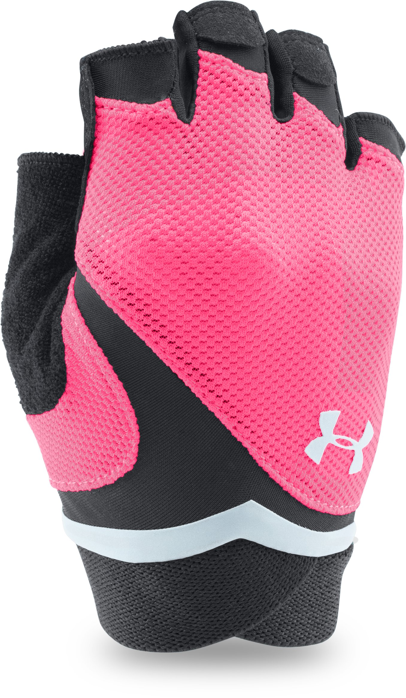Women's UA Flux Gloves, HARMONY RED