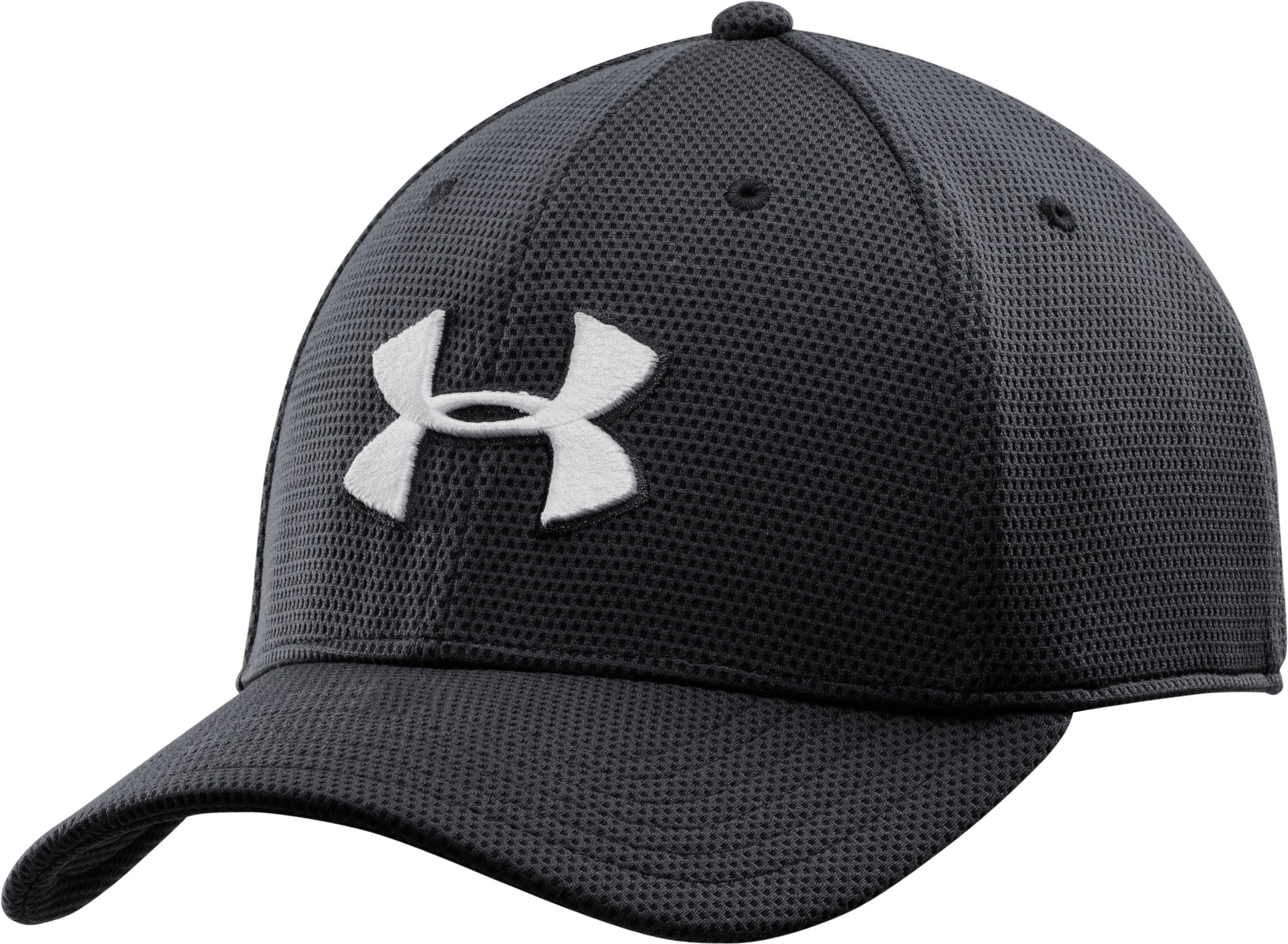 Men's UA Blitzing II Stretch Fit Cap 7 Colors $21.99