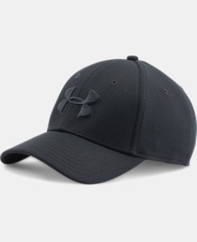 Best Seller  Men's UA Blitzing II Stretch Fit Cap  7  Colors Available $25.99