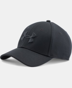 Men's UA Blitzing II Stretch Fit Cap  9 Colors $25.99