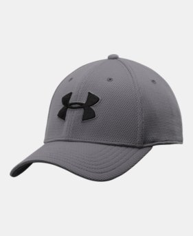 Men s UA Blitzing II Stretch Fit Cap 2 Colors Available  13.99 to  16.99 b3f027abcfdc