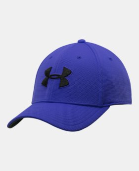 Best Seller Men s UA Blitzing II Stretch Fit Cap 1 Color Available  21.99 847ac2b7c79