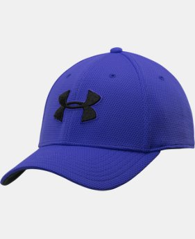 New Arrival Men's UA Blitzing II Stretch Fit Cap  3 Colors $21.99