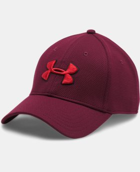 Men's UA Blitzing II Stretch Fit Cap  15 Colors $21.99