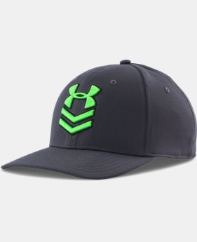 Men's UA Undeniable Stretch Fit Cap   $16.99 to $20.99