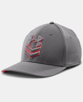 Men's UA Undeniable Stretch Fit Cap