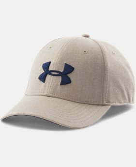 Men's UA Rich Golf Cap  1 Color $16.99 to $20.99