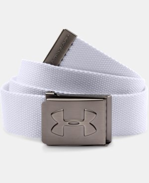 Best Seller Boys' UA Webbed Belt  2 Colors $17.99