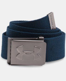 PRO PICK Boys' UA Webbed Belt  1 Color $17.99