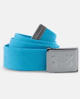 Boys' UA Webbed Belt   $15.99